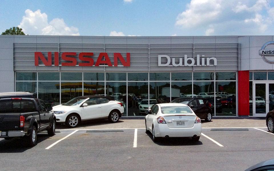 Nissan Dublin Ga >> Dublin Nissan Dublin Construction Co Inc